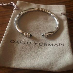 David Yurman 5mm cable classic bracelet